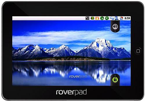 RoverPad 3WZ10